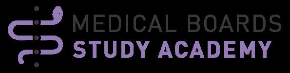 Logótipo de Medical Boards Study Academy