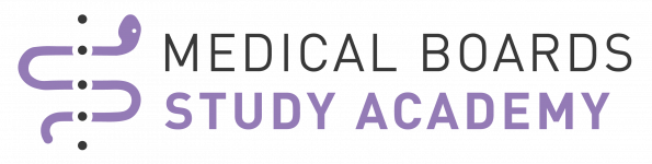 Logo of Medical Boards Study Academy